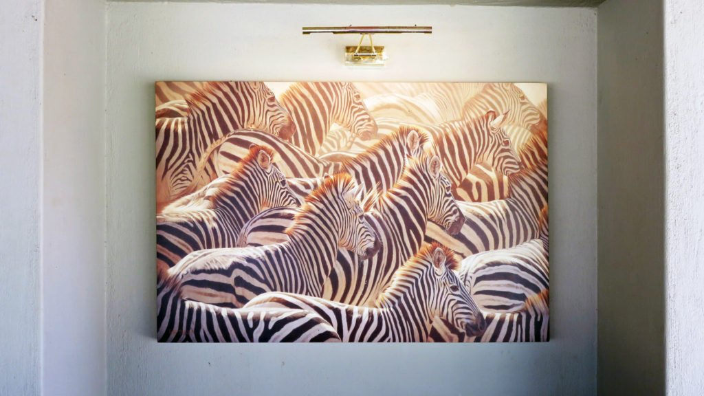 Peter Stewart Zebras